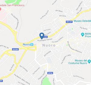 Nuoro - Via Brigata Sassari, 40