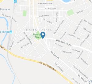 Porto Torres - Via Sassari
